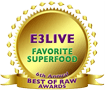 Favorite Superfood - Best Of Raw Awards
