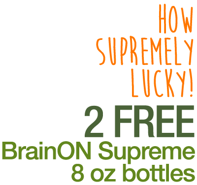 FREE PACK of BrainON Frozen Sticks with a frozen purchase