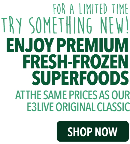 Premium Superfoods at Reduced Prices