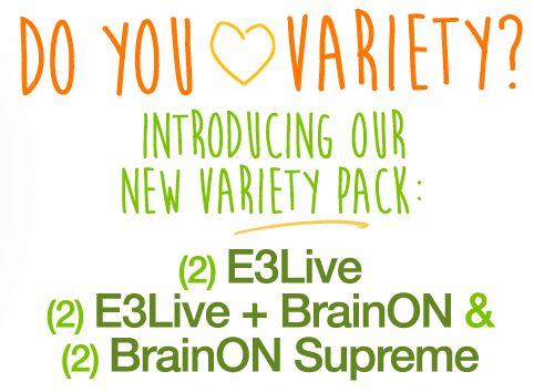 Introducing our NEW VARIETY PACK
