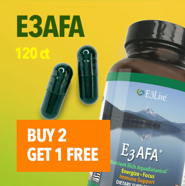 E3AFA - Buy 2 Get 1 FREE - 120 ct
