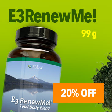 20% Off E3RenewMe - 99 g