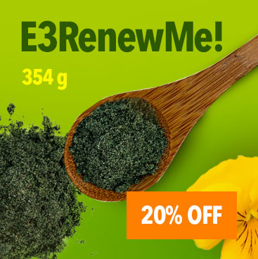 20% Off E3RenewMe - 354 g