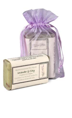 E3 Lavender & Clay Soap