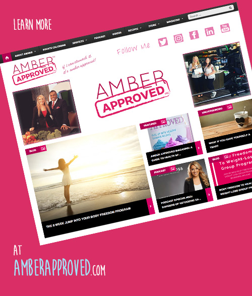Amber Approved Website