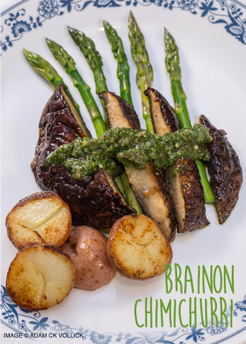 BrainON Chimichurri