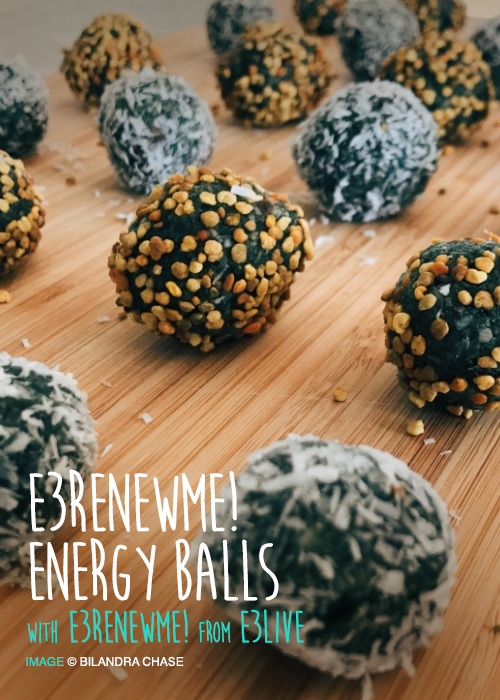 RENEWME ENERGY BALLS