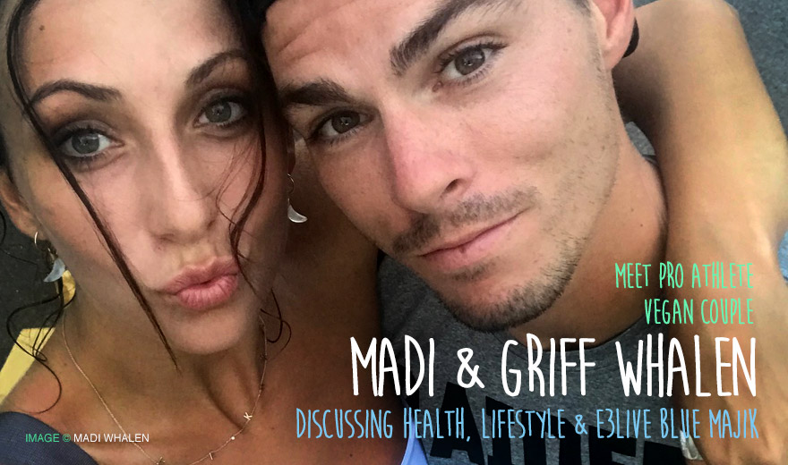 MEET VEGAN COUPLE PRO ATHLETES MADI & GRIFF